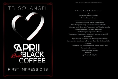 April Loves Black Coffee