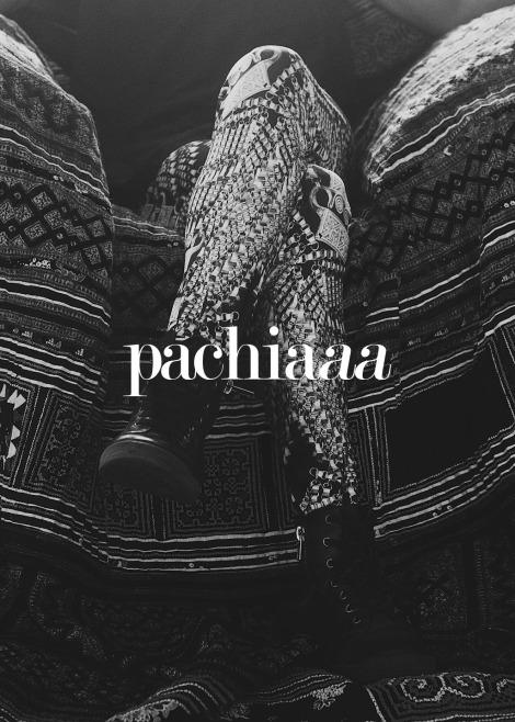 Pachiaaa -Xauv Leggings